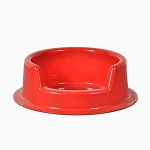 Roter Hundekorb von Michael Young für Danese, 1970er
