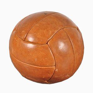 Leder Medizinball, 1930er