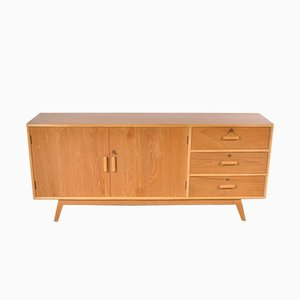 Dutch Birch Sideboard, 1950s