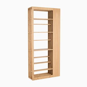 Rule Bookcase by Filipe Ventura for Porventura