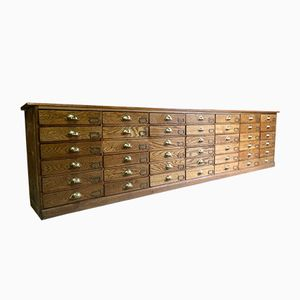 Haberdashery Chest of Drawers, 1870s