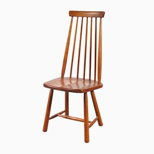 Swedish Dining Chairs, 1950s, Set of 4
