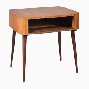 Dutch Teak Side Table, 1960s