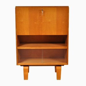 Vintage Birch Cabinet by Cor Alons for De Boer Gouda