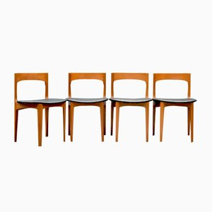 Mid-Century Dining Chairs from Nathan, 1960s, Set of 4