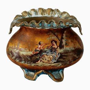 Antique Art Nouveau Vase