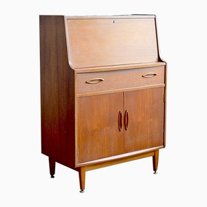British Mid-Century Secretaire from Jentique