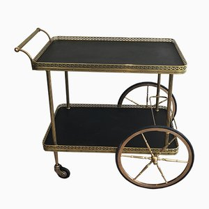 Neo-Classical Trolley, 1940s
