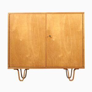 Birch CB02 Cabinet by Cees Braakman for Pastoe, 1950s