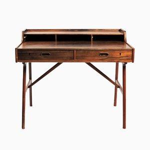 Bureau en palissandre par Arne Wahl Iversen pour Vinde Møbelfabrik, 1960s