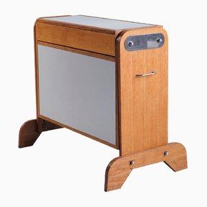 Doppelter modularer Schreibtisch von Raclem, 1950er