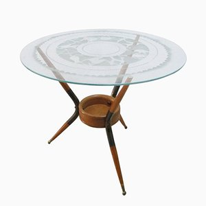 Coffee Table by Paolo Buffa, 1940s