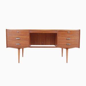 Doppelseitiger Schreibtisch von Erwin Behr, 1950er