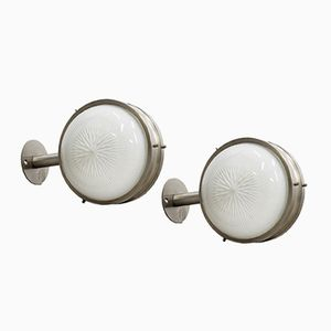 Vintage Gamma Wall Lamps by Sergio Mazza for Artemide, Set of 2