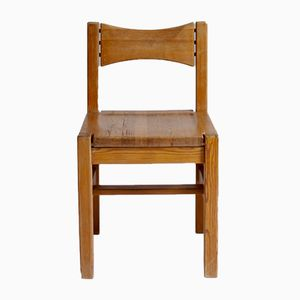 Mid-Century Hongisto Dining Chair by Ilmari Tapiovaara for Laukaan Puu