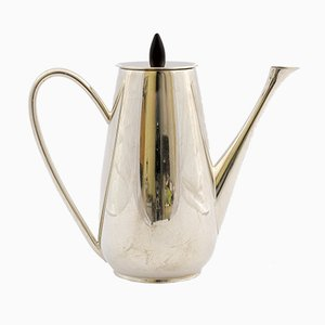 Silver Plated Coffee Pot from Zilfa, 1950s
