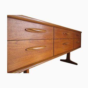 Vintage Long Dresser by Frank Guille for Austinsuite