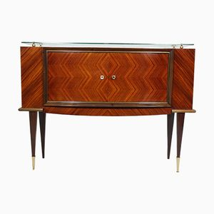 Art Deco Rosewood Dresser, 1940s