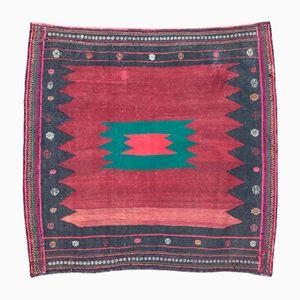 Vintage Persian Soffreh Kilim