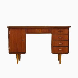 Dänischer Mid-Century Schreibtisch mit Teak Furnier