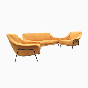 Mid-Century Living Room Set