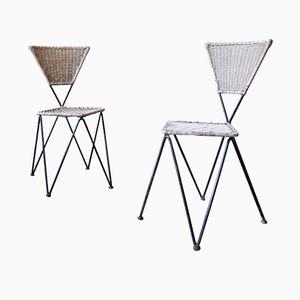 Garden Chairs by Karl Fostel Senior's Erben, 1950s, Set of 2