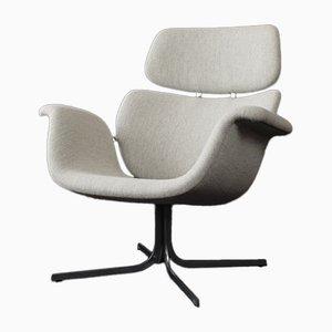 Großer Vintage Modell 545 Tulip Stuhl von Pierre Paulin für Artifort