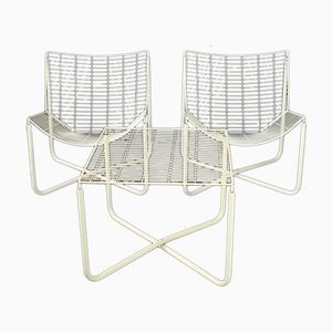 Vintage Järpen Living Room Set by Niels Gammelgaard for Ikea