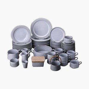 Porcelain Tableware Set by Jens Harald Quistgaard for Kronjyden Nissen, 1960s