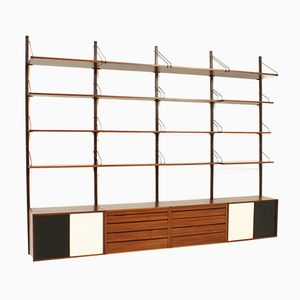 Royal System Shelving Unit by Poul Cadovius for Cado, 1950s