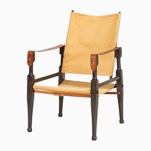 Safari Stuhl von Wilhelm Kienzle, 1950er