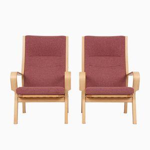 Modell 478 Sessel von Hans J. Wegner für Fredericia Furniture, 2er Set