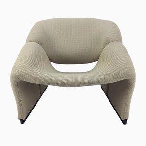 Modell F598 Stuhl von Pierre Paulin für Artifort, 1980er
