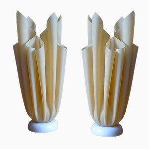 Lampen von Giorgia Jacob, 1960er, 2er Set