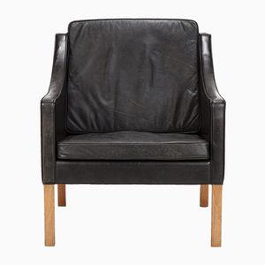 2207 Armchair by Børge Mogensen for Fredericia Stølefabrik, 1964