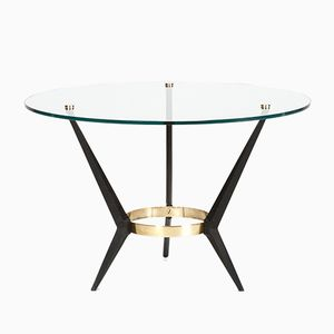 Round Table by Angelo Ostuni for Frangi Milano, 1950s