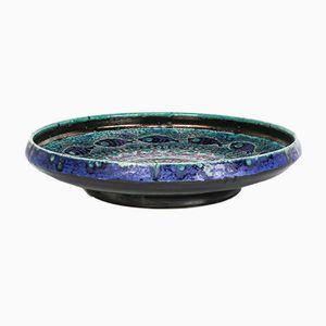 Keramik Schale von Ninon Vester-Müller, 1970er
