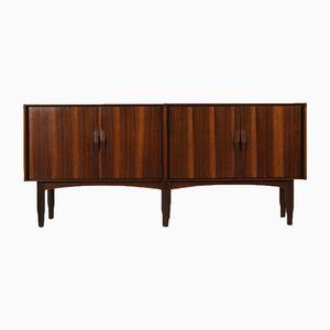 Italian Rosewood Veneer Sideboard, 1960s