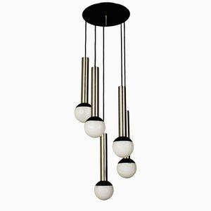 Italienische Vintage Deckenlampe, 1960er