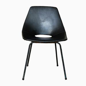 Französischer Amsterdam Chair von Pierre Guariche für Steiner, 1954