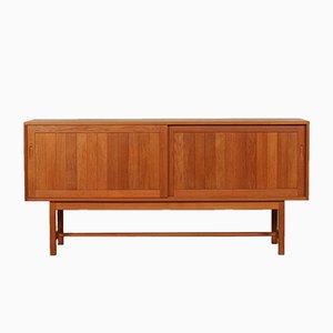 Dänisches Vintage Eichenholz Sideboard von Kurt Østervig für KP Møbler, 1970er