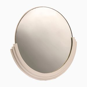 Art Deco Circular Mirror
