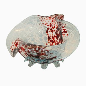 Art Nouveau Glass Bowl