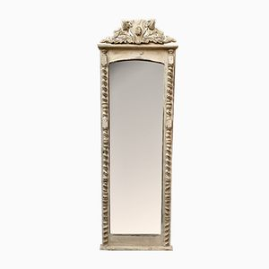 Vintage French Full-Length Mirror