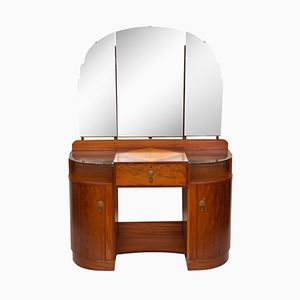 Art Deco Dressing Table from Maple & Co., 1930s