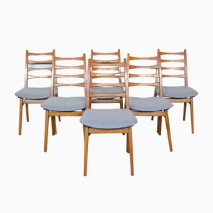Dining chairs from Kuhlmann & Lalk, 1960s, Set of 6