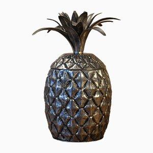Französischer Ananas Eiskübel, 1970er