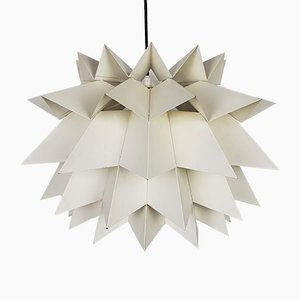 Star Light Pendant Lamp by Anton Fogh Holm & Alfred J Andersen for Nordisk