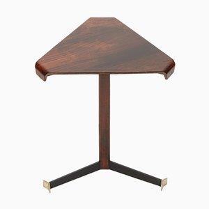 Table d'Appoint Triangulaire par Jorge Zalsupin pour L'Atelier, 1950s
