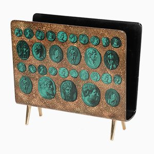 Magazine Rack from Atelier Fornasetti, 1950s